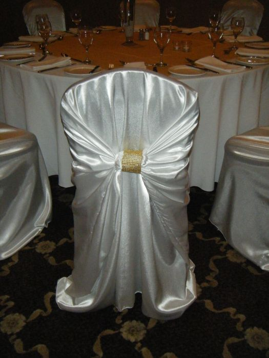 Party Connection Rentals Chair Covers