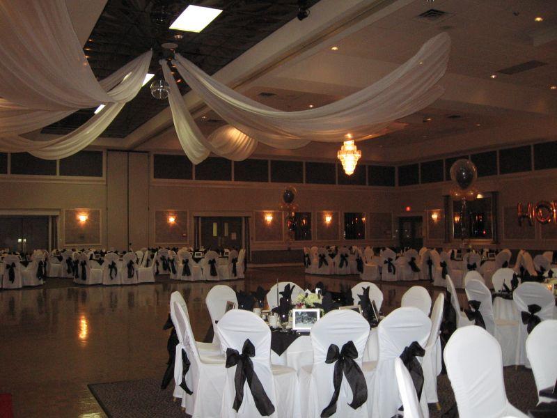 Parachute Ceiling Wedding Decor Rental Party Connection Rentals Event
