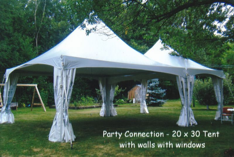 Click image to zoom & Party Connection Rentals - Tents